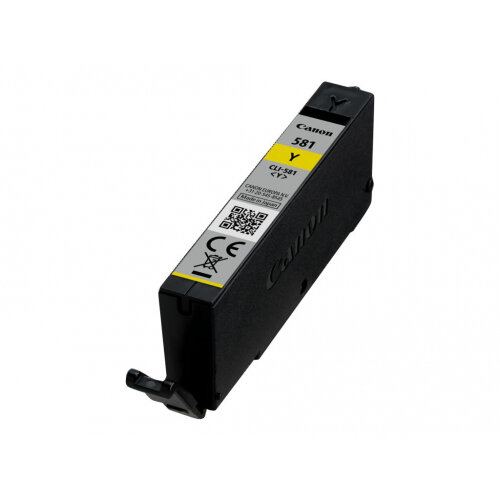 Canon CLI-581Y - Yellow - original - ink tank - for PIXMA TR7550, TR8550, TS6150, TS6151, TS8150, TS8151, TS8152, TS9150, TS9155