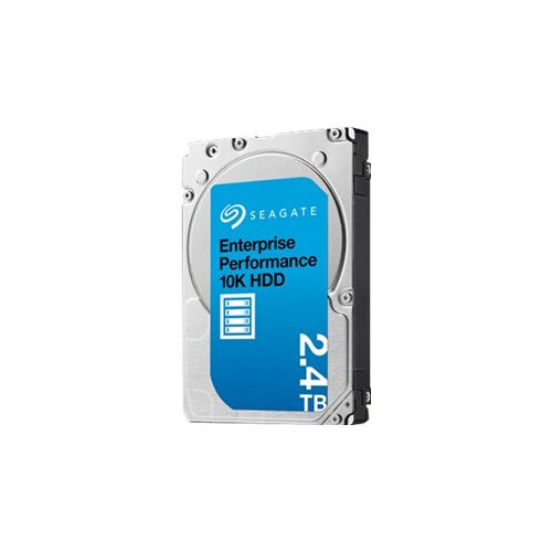 "Seagate Enterprise Performance 10K HDD ST2400MM0129 - Hybrid hard drive - 2.4 TB (16 GB Flash) - internal - 2.5"" SFF - SAS 12Gb/s - 10000 rpm - buffer: 256 MB"