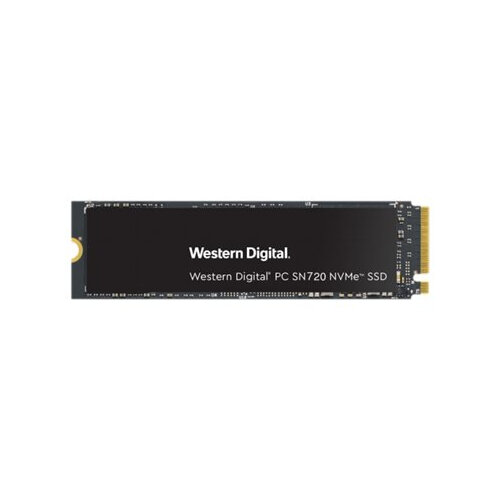 WD PC SN720 NVMe SSD - Solid state drive - 512 GB - internal - M.2 2280 - PCI Express 3.0 x4 (NVMe)