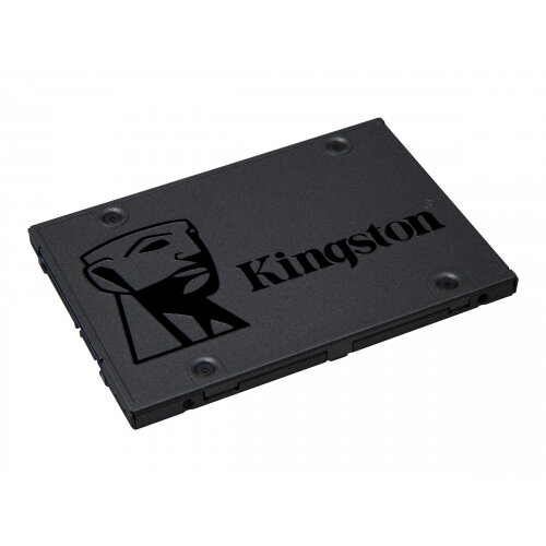 "Kingston SSDNow A400 - Solid state drive - 120 GB - internal - 2.5"" - SATA 6Gb/s"