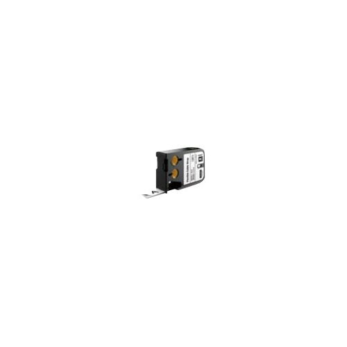 DYMO XTL - Nylon - permanent adhesive - black on white - Roll (1.2 cm x 5.5 m) 1 roll(s) flexible label tape