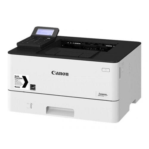 Canon i-SENSYS LBP212dw - Printer - monochrome - Duplex - laser - A4/Legal - 1200 x 1200 dpi - up to 33 ppm - capacity: 350 sheets - USB 2.0, Gigabit LAN, Wi-Fi(n)