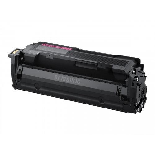 Samsung CLT-M603L - High Yield - magenta - original - toner cartridge (SU346A) - for ProXpress SL-C4010N, SL-C4010ND, SL-C4012ND, SL-C4060FX, SL-C4062FX