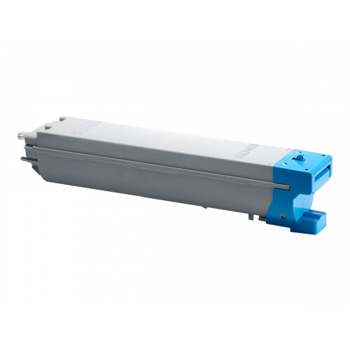 Samsung CLT-C659S - Cyan - original - toner cartridge (SU093A) - for MultiXpress CLX-8640, CLX-8641, CLX-8642, CLX-8650, CLX-8651, CLX-8652; ProXpress SL-C4821