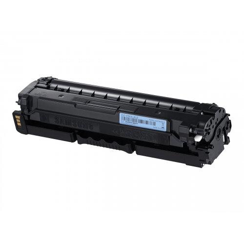 Samsung CLT-C503L - High Yield - cyan - original - toner cartridge (SU014A) - for ProXpress SL-C3010DW, SL-C3010ND, SL-C3060FR, SL-C3060FW, SL-C3060ND