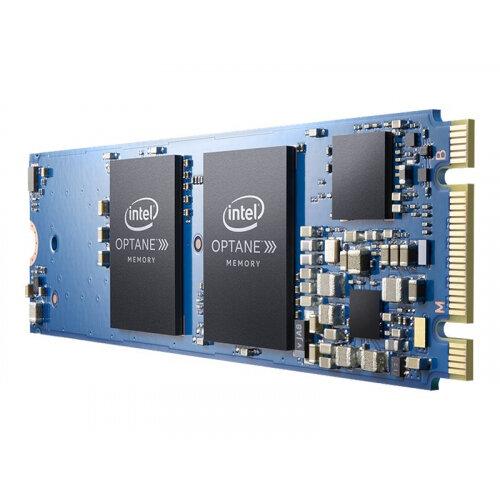 Intel Optane Memory M10 Series - Solid state drive - 64 GB - 3D Xpoint (Optane) - internal - M.2 2280 - PCI Express 3.0 x2 (NVMe)