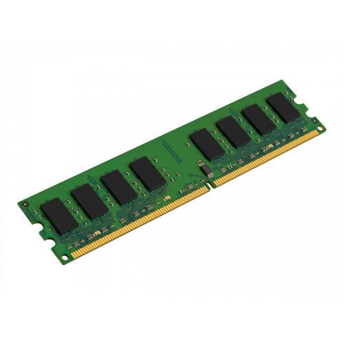 Kingston - DDR2 - 1 GB - DIMM 240-pin - 800 MHz / PC2-6400 - CL6 - unbuffered - non-ECC - for HP Business Desktop dc7800; Pavilion d4965, d4975; HPE Compaq Business Desktop dc7700