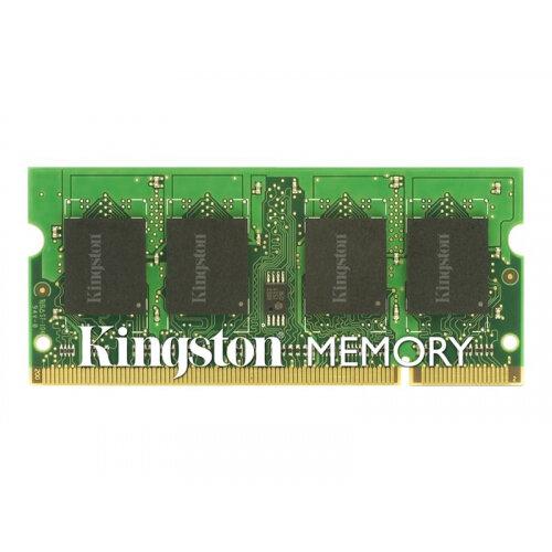 Kingston - DDR2 - 1 GB - SO-DIMM 200-pin - 800 MHz / PC2-6400 - CL6 - unbuffered - non-ECC - for HP Business Desktop dc7800; Pavilion dv4, s3405, s3421, s3422, s3432, s3435, s3460, s3488