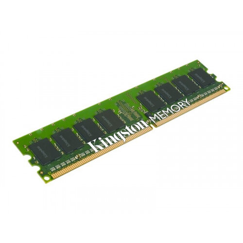 Kingston - DDR2 - 1 GB - DIMM 240-pin - 800 MHz - CL6 - unbuffered - for Lenovo ThinkCentre A57; A61; M55; M55p; M57; M57e; M57p