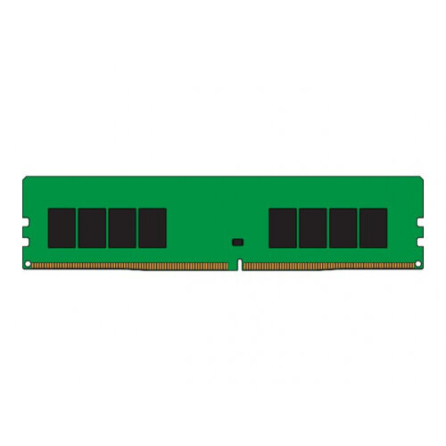 Kingston ValueRAM - DDR4 - 16 GB - DIMM 288-pin - 2400 MHz / PC4-19200 - CL17 - 1.2 V - unbuffered - non-ECC