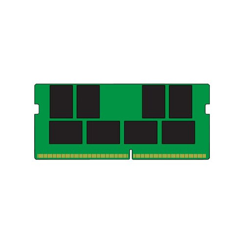 Kingston ValueRAM - DDR4 - 16 GB - SO-DIMM 260-pin - 2400 MHz / PC4-19200 - CL17 - 1.2 V - unbuffered - non-ECC