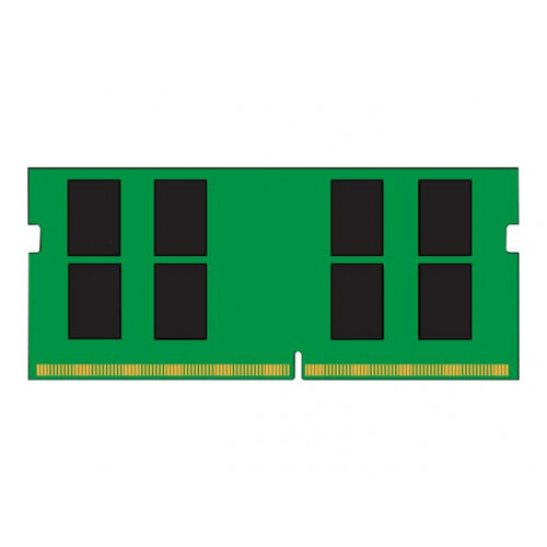 Kingston ValueRAM - DDR4 - 16 GB - SO-DIMM 260-pin - 2666 MHz / PC4-21300 - CL19 - 1.2 V - unbuffered - non-ECC