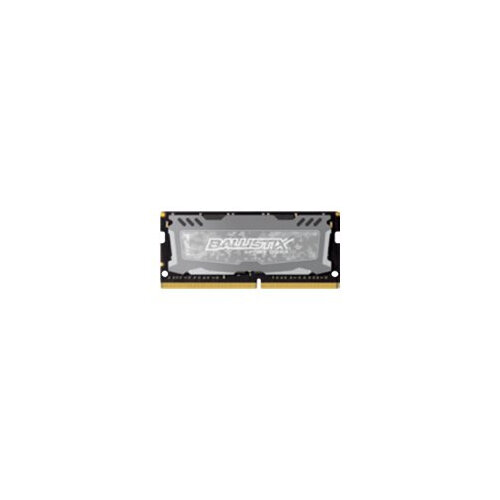 Ballistix Sport LT - DDR4 - 16 GB - SO-DIMM 260-pin - 2400 MHz / PC4-19200 - CL16 - 1.2 V - unbuffered - non-ECC