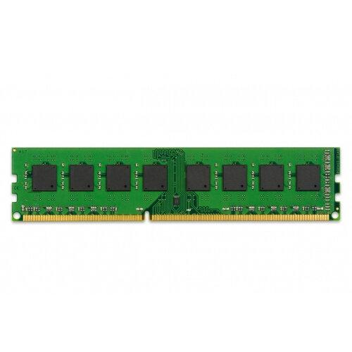 Kingston ValueRAM - DDR3 - 2 GB - DIMM 240-pin - 1600 MHz / PC3-12800 - CL11 - 1.5 V - unbuffered - non-ECC