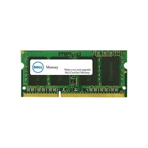 Dell - DDR4 - 16 GB - SO-DIMM 260-pin - 2400 MHz / PC4-19200 - 1.2 V - unbuffered - non-ECC - for Inspiron 13 7375, 15 55XX, 5575, 5775; Latitude 7490; Precision Mobile Workstation 5520