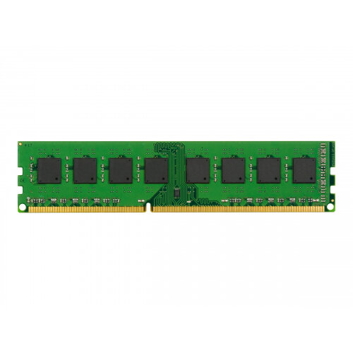 Kingston - DDR3 - 4 GB - DIMM 240-pin - 1333 MHz / PC3-10600 - CL9 - 1.5 V - unbuffered - non-ECC