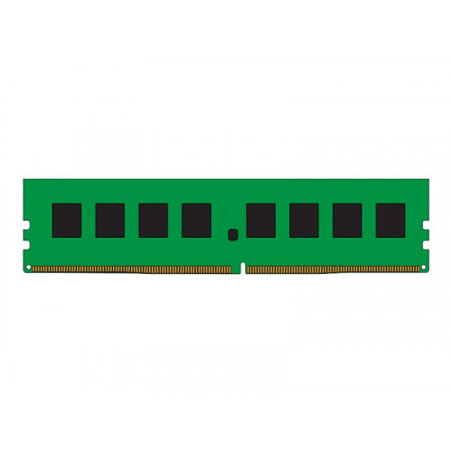 Kingston ValueRAM - DDR4 - 8 GB - DIMM 288-pin - 2666 MHz / PC4-21300 - CL19 - 1.2 V - unbuffered - non-ECC