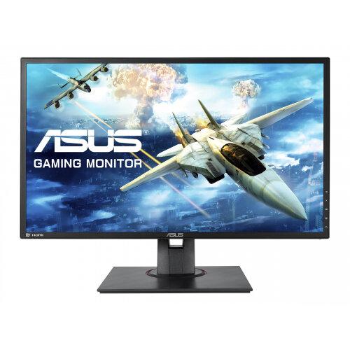 """ASUS MG248QE - LED Computer Monitor - 24"""" - 1920 x 1080 Full HD (1080p) - TN - 350 cd/m² - 1 ms - HDMI, DVI-D, DisplayPort - black"""