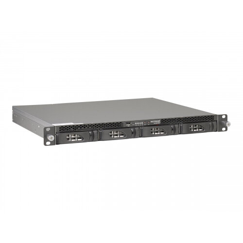 NETGEAR ReadyNAS 3138 RN3138 - NAS server - 4 bays - rack-mountable - RAID 0, 1, 5, 6, 10, JBOD - RAM 4 GB - Gigabit Ethernet - iSCSI - 1U