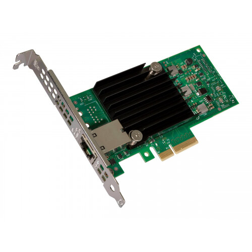 Intel Ethernet Converged Network Adapter X550-T1 - Network adapter - PCIe 3.0 low profile - 10Gb Ethernet x 1