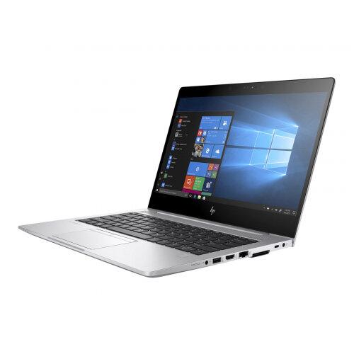 "HP EliteBook 830 G5  Laptop - Core i5 8250U / 1.6 GHz - Win 10 Pro 64-bit - 8 GB RAM - 256 GB SSD NVMe - 13.3"" IPS 1920 x 1080 (Full HD) - UHD Graphics 620 - Wi-Fi, Bluetooth - kbd: UK - Up to 13 Hours Battery Life"