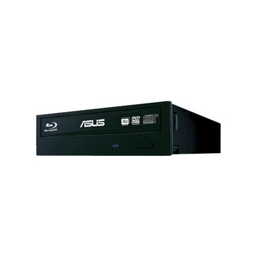 "ASUS BC-12D2HT - Disk drive - DVD±RW (±R DL) / DVD-RAM / BD-ROM - 12x - Serial ATA - internal - 5.25"" - black"