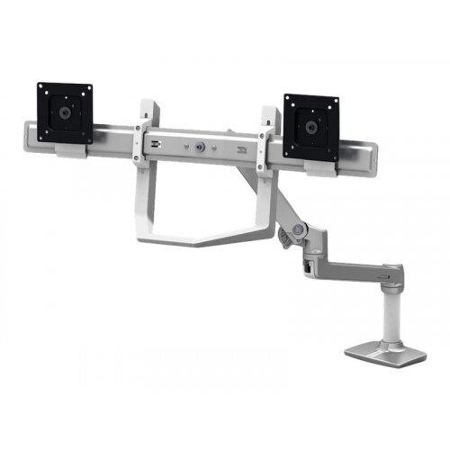 Ergotron Dual Direct Handle Kit - Mounting component (handle, mounting hardware)