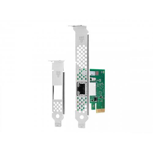 Intel I210-T1 - Network adapter - PCIe 2.1 low profile - Gigabit Ethernet x 1 - for HP 280 G2, 28X G3, 290 G1; EliteDesk 705 G3, 800 G2; ProDesk 600 G2; Workstation Z8 G4
