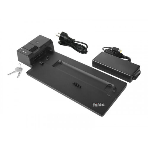 Lenovo ThinkPad Pro Docking Station - Docking station - 135 Watt - GB - for ThinkPad L480; P52s; T480; T480s 20L7, 20L8; X280 20KE, 20KF