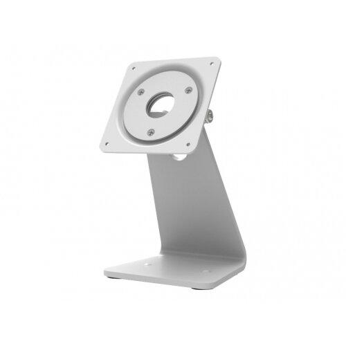 Compulocks 360 - VESA Counter Top Kiosk Mount - White - Stand for tablet - aluminium - white