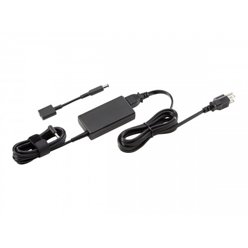 HP Smart AC Adapter - Power adapter - AC 90-265 V - 45 Watt - United Kingdom - for HP 245 G6, 25X G6; Chromebook x360; ProBook 640 G4, 64X G3, 650 G4; Stream Pro 11 G4