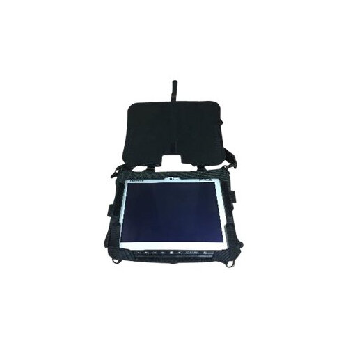 Systemslink PCPE-SYS1548 - Flip cover for tablet - for Toughbook CF-20, CF-20 Standard; Toughpad FZ-A2