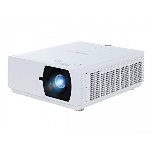 ViewSonic LS800WU - DLP Multimedia Projector - 5500 ANSI lumens - WUXGA (1920 x 1200) - 16:10 - 1080p - zoom lens - LAN