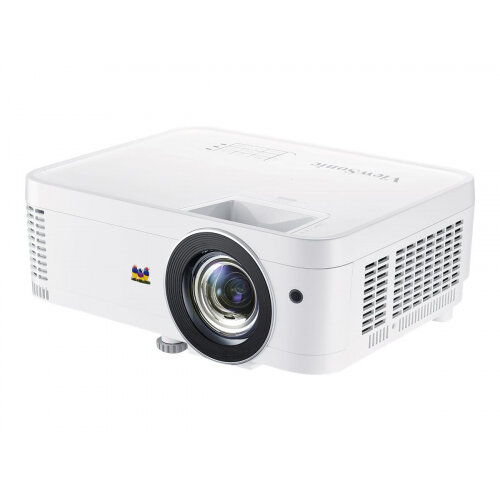 ViewSonic PX706HD - DLP Multimedia Projector - portable - 3D - 3000 ANSI lumens - Full HD (1920 x 1080) - 16:9 - 1080p