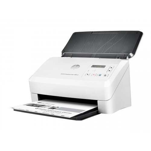 HP ScanJet Enterprise Flow 7000 s3 Sheet-feed Scanner - Document scanner - Duplex - 216 x 3100 mm - 600 dpi x 600 dpi - up to 75 ppm (mono) - ADF (80 sheets) - up to 7500 scans per day - USB 3.0, USB 2.0