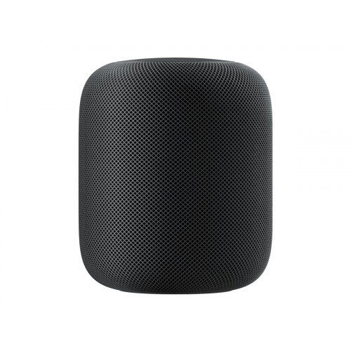 Apple HomePod - Smart speaker - Wi-Fi, Bluetooth - 2-way - space grey - for iPad/iPhone/iPod