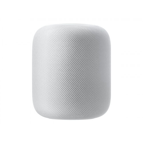 Apple HomePod - Smart speaker - Wi-Fi, Bluetooth - 2-way - white - for iPad/iPhone/iPod