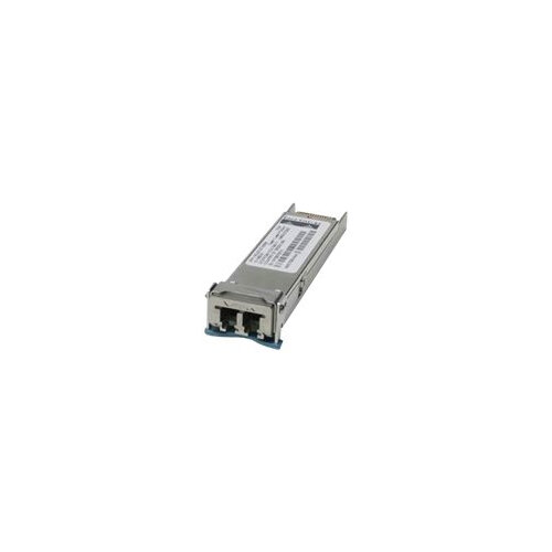 Cisco - XFP transceiver module - 10 GigE - 10GBase-SR - LC multi-mode - up to 300 m - 850 nm - for P/N: 14X10GBE-WL-XFP, 76-ES+T-4TG, 76-ES+XC-20G3CXL, 76-ES+XC-20G3CXL=, 76-ES+XT-2TG3CXL
