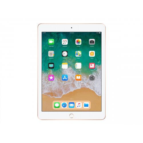 "Apple 9.7-inch iPad Wi-Fi + Cellular - 6th generation - tablet - 128 GB - 9.7"" IPS (2048 x 1536) - 4G - LTE - gold"