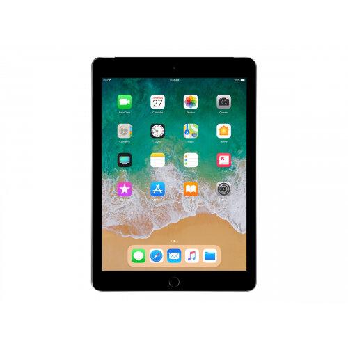 "Apple 9.7-inch iPad Wi-Fi + Cellular - 6th generation - tablet - 128 GB - 9.7"" IPS (2048 x 1536) - 4G - LTE - space grey"