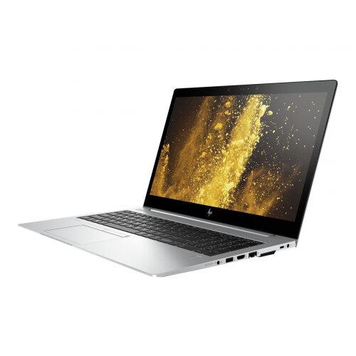 """HP EliteBook 850 G5  Laptop - Core i5 8250U / 1.6 GHz - Win 10 Pro 64-bit - 8 GB RAM - 256 GB SSD NVMe, TLC - 15.6"""" IPS 1920 x 1080 (Full HD) - UHD Graphics 620 - Wi-Fi, Bluetooth - kbd: UK"""