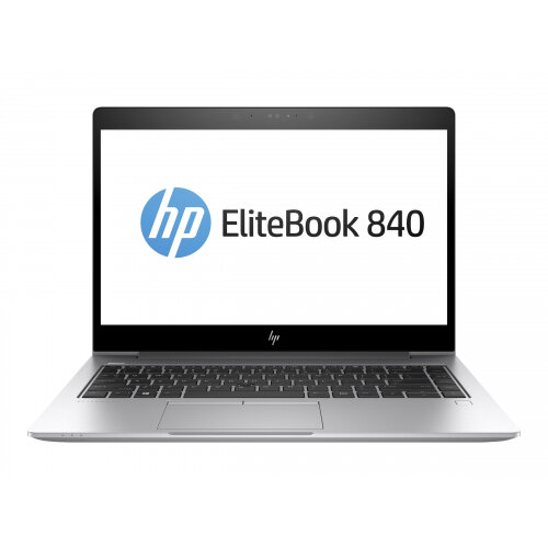 "HP EliteBook 840 G5 - Core i5 8350U / 1.7 GHz - Win 10 Pro 64-bit - 8 GB RAM - 256 GB SSD SED, TCG Opal Encryption 2, TLC - 14"" IPS 1920 x 1080 (Full HD) - UHD Graphics 620 - Wi-Fi, NFC, Bluetooth - kbd: UK - Up to 14 Hours Battery Life"