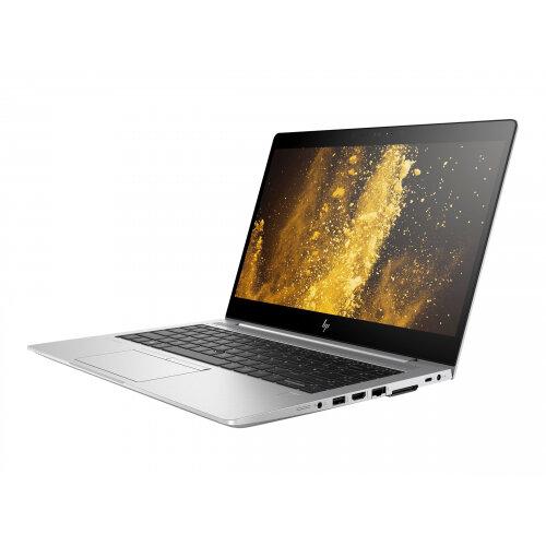 """HP EliteBook 840 G5  Laptop - Core i7 8550U / 1.8 GHz - Win 10 Pro 64-bit - 8 GB RAM - 256 GB SSD NVMe, TLC - 14"""" IPS 1920 x 1080 (Full HD) - UHD Graphics 620 - Wi-Fi, Bluetooth - kbd: UK"""