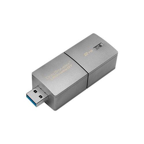 Kingston DataTraveler Ultimate GT - USB flash drive - 2 TB - USB 3.1