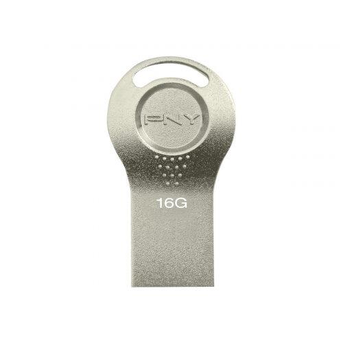 PNY Attaché i - USB flash drive - 16 GB - USB 2.0