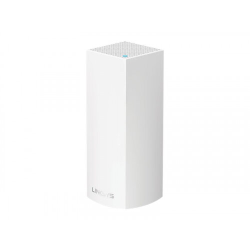 Linksys VELOP Whole Home Mesh Wi-Fi System WHW0301 - Wireless router - WAN ports: 2 - Bluetooth 4.0 LE, 802.11ac - Tri-Band