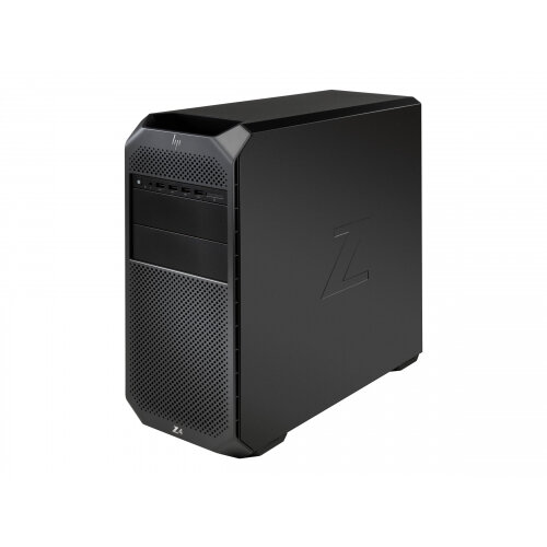 HP Workstation Z4 G4 - Mini Tower Desktop PC - 4U - 1 x Xeon W-2123 / 3.6 GHz - RAM 16 GB - HDD 1 TB - DVD-Writer - no graphics - GigE - Win 10 Pro 64-bit - vPro - monitor: none - keyboard: UK