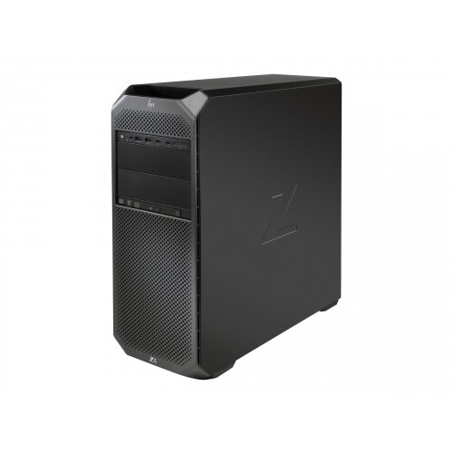 HP Workstation Z6 G4 - Mini Tower Desktop PC - 4U - 1 x Xeon Silver 4108 / 1.8 GHz - RAM 32 GB - HDD 1 TB - no graphics - GigE - Win 10 Pro - vPro - monitor: none