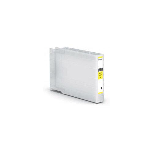 Epson T04C4 - L size - yellow - original - ink cartridge - for WorkForce Pro WF-C8190, WF-C8610, WF-C8690