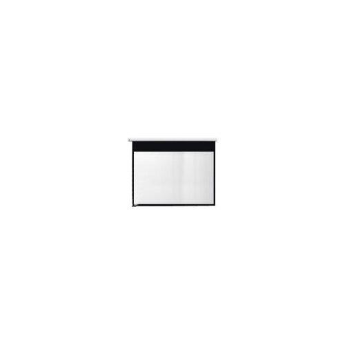 Metroplan Eyeline Pro Channel Fix Electric Screen - Projection screen - ceiling mountable, wall mountable - motorised - 94 in (239 cm) - 16:10 - Matte White - white powder coat